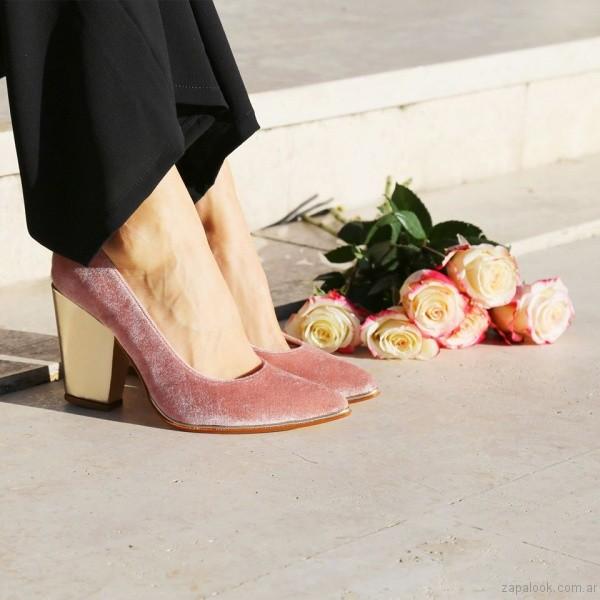 stilettos rosados verano 2017 kloosters