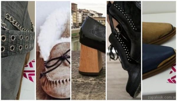 anticipo colecciones calzado invierno 2017 argentina
