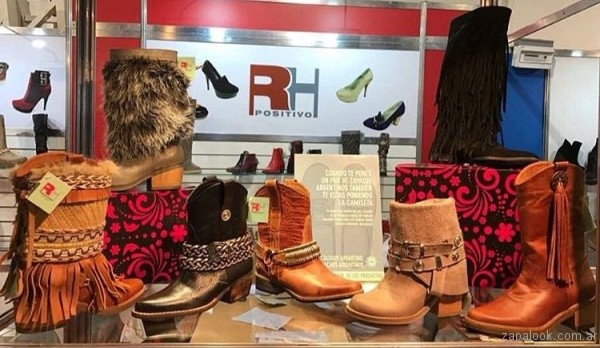 botas texanas invierno 2017 rh by lali ramirez