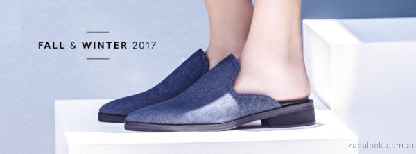 Justa Osadia - zapatos otoño invierno 2017