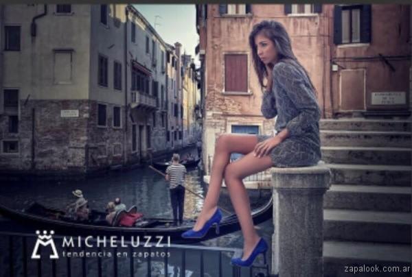 Micheluzzi - coleccion calzados invierno 2017