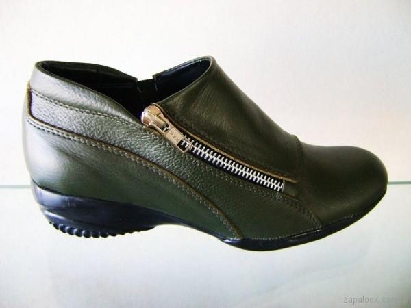 Zapatos con para señoras invierno 2017 Circle Urbano