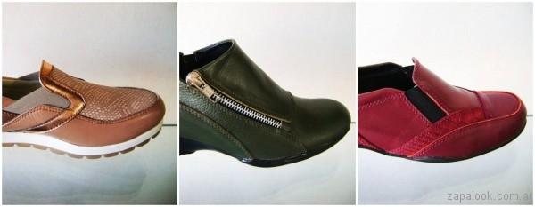 Zapatos ergonomicos para señoras invierno 2017