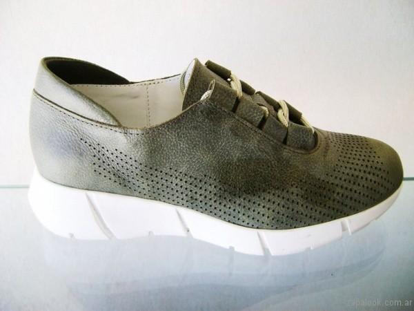 zapatillas urbanas para señoras invierno 2017 Circle Urbano