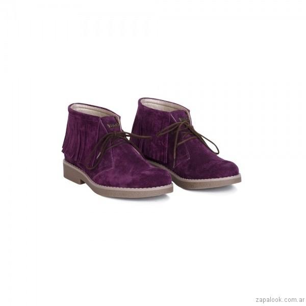 botitas de gamuza invierno 2017 - Viamo calzados