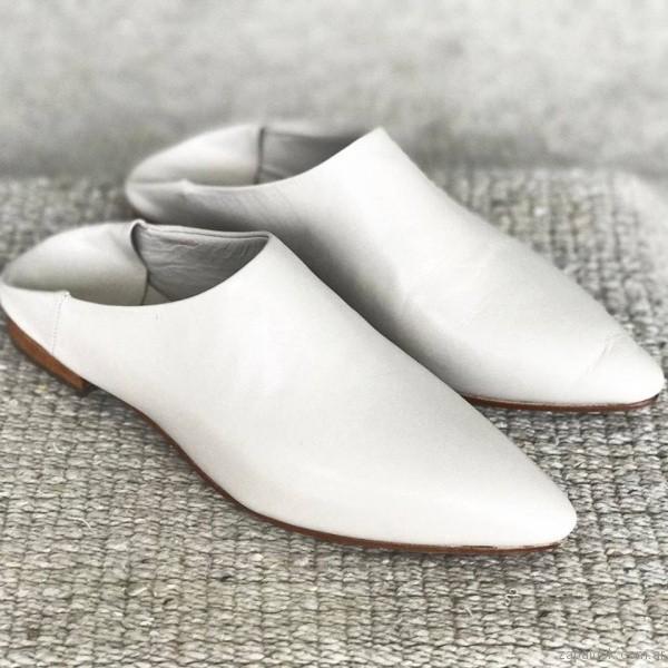 zapatos en punta otoño invierno 2017 Priscila Bella