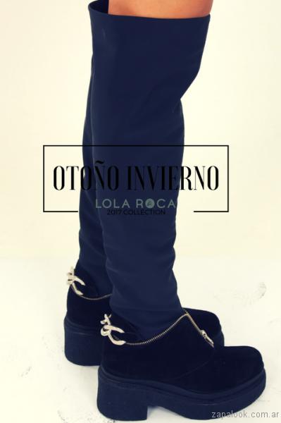 Bucaneras otoño invierno 2017 Lola Roca