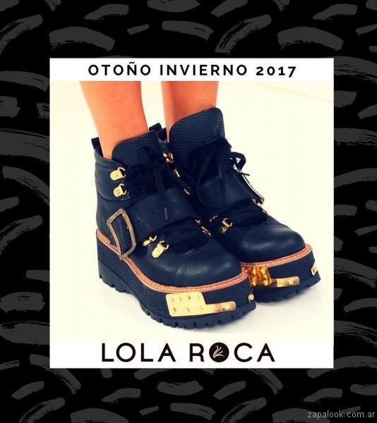 borcegos otoño invierno 2017 - Lola Roca