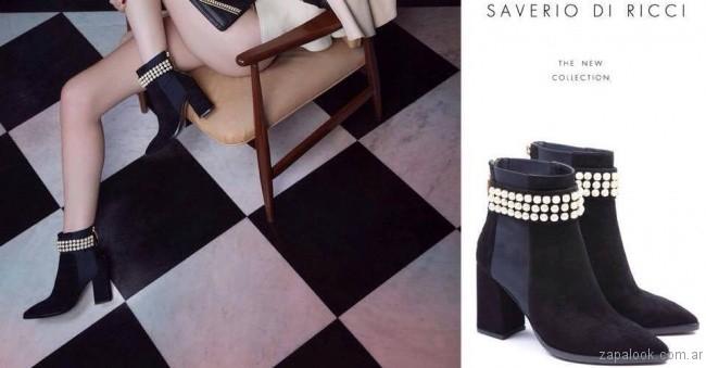 Saverio Di Ricci \u2013 botinetas de moda otoño invierno 2017