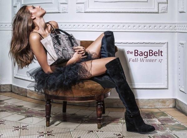 bucaneras gamuza The Bag Belt