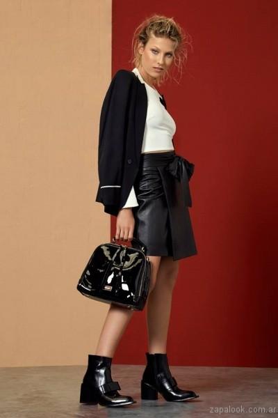 calzado y botineta otoño invierno 2017 - Blaque