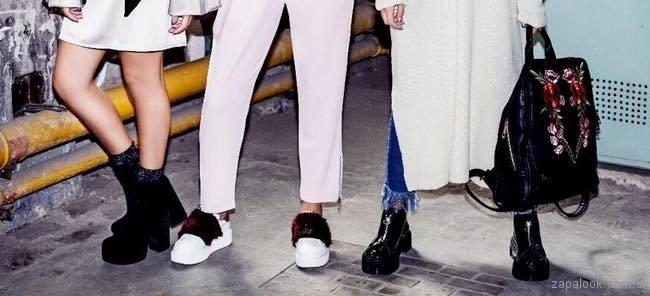 calzados para teenager 47 street invierno 2017