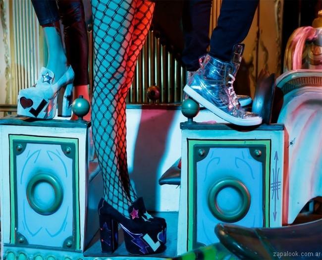 coleccion calzados Ricky Sarkany invierno 2017