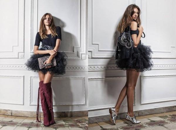 zapatos The Bag Belt invierno 2017