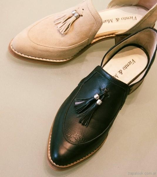 zapatos de mujer Viento y Marea invierno 2017