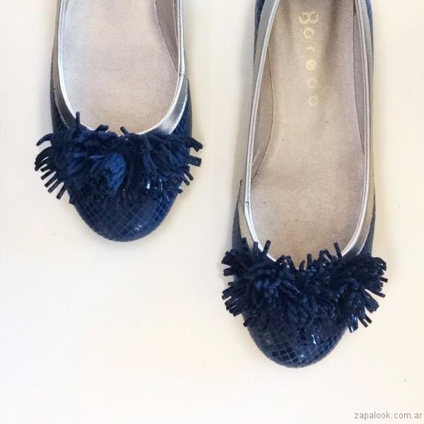 balerinas azules invierno 2017 - Credo