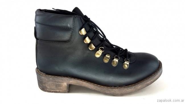 borcego bota baja otoño invierno 2017 - Magali Shoes