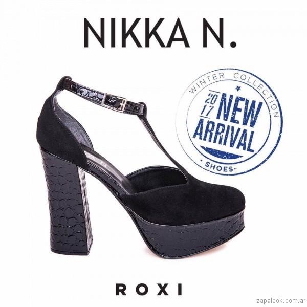 guillermina con taco inierno 2017 Nikka N. by Nicole Neumann