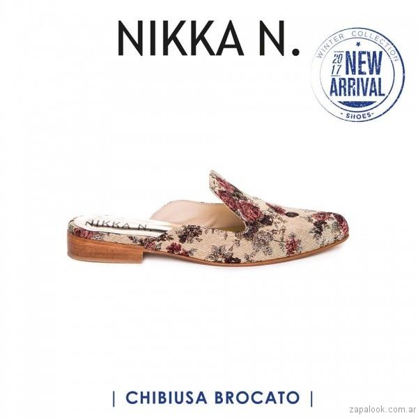 slipper inierno 2017 Nikka N. by Nicole Neumann
