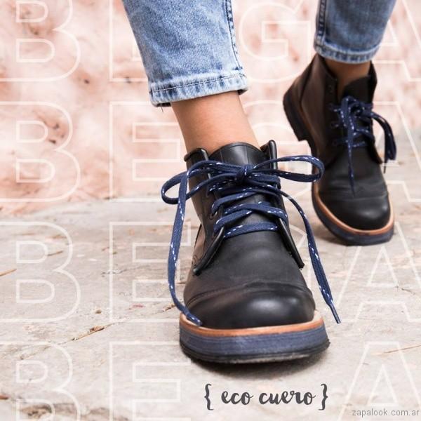 zapatos abotinados Rauch invierno 2017