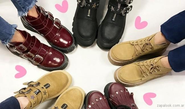 calzado para teenager invierno 2017 - Sofía de Grecia