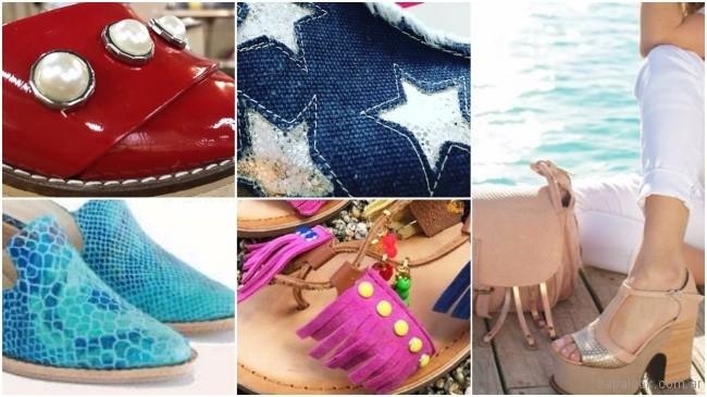 anticipo colecciones calzados primavera verano 2018