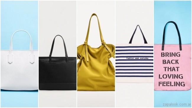 72f5a9c7bea Son prácticas bolsas de formas exageradas y líneas sencillas sin apenas  ornamentos. Aalguno mas elgantes y minimalistas en cuero  otros mas chic y  urbanos ...