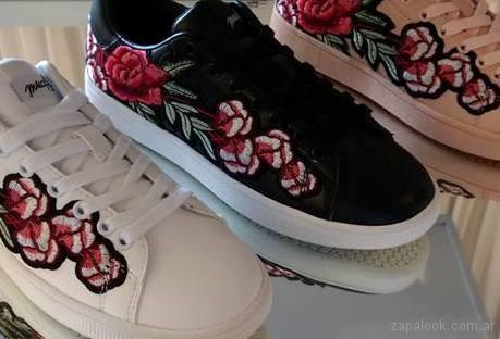 zapatillas para teenager Muaa verano 2018