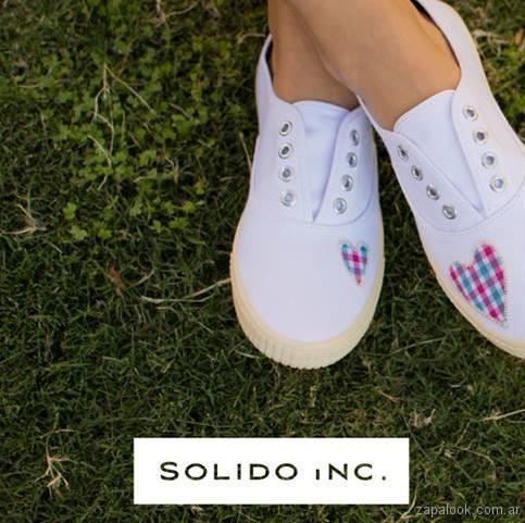 zapatillas solido inc primavera verano 2018