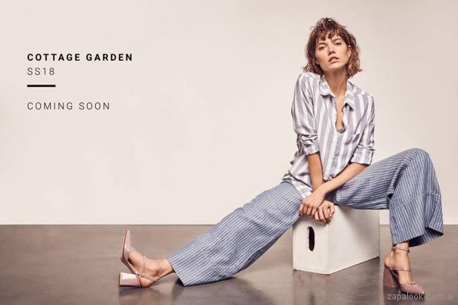 zapatos charol primavera verano 2018 - Justa Osadia