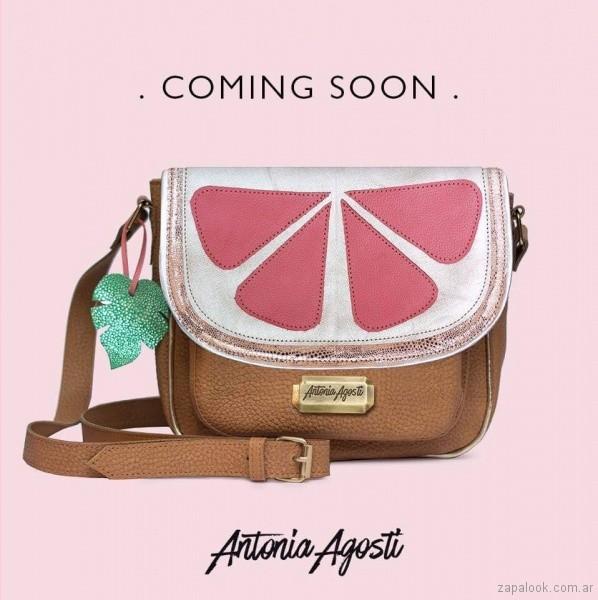 Antonia Agosti Bags primavera verano 2018
