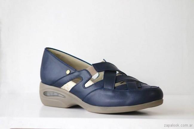 zapato ergonomico mujer primavera verano 2018 Circle Urbano