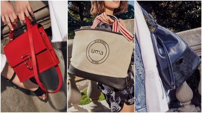 Carteras de moda verano 2018 UMA