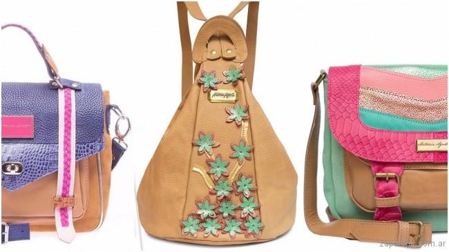 49fbaf444 Antonia Agosti Bags – carteras juveniles primavera verano 2018 | Zapalook -  Moda en Zapatos 2018