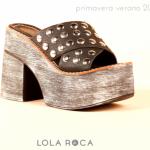 Zuecos de moda verano 2018 – Lola Roca