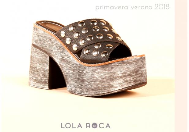 zuecos verano 2018 - Lola Roca