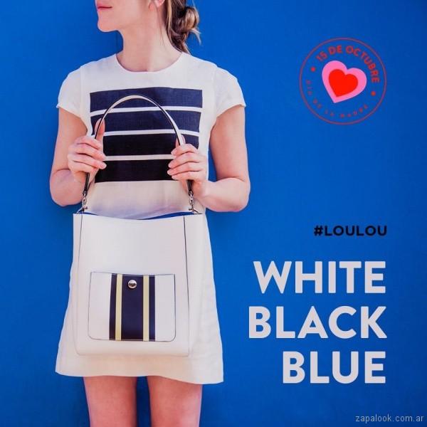 Cateras blanca y azul verano 2018 - Jackie Smith