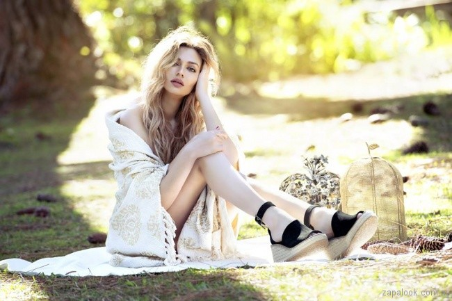sandalias base de yute primavera verano 2018 - Laura Constanza