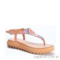sandalias boradas Anca co verano 2018