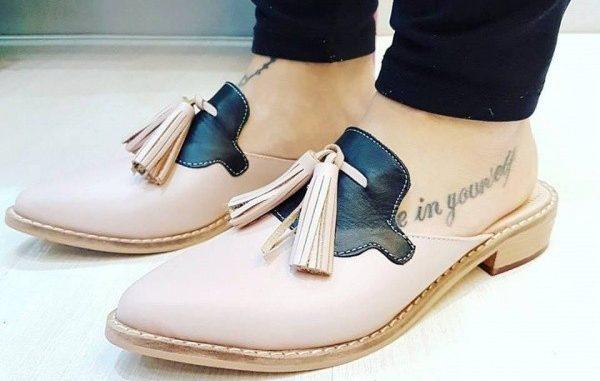 zapatos rosados primavera verano 2018 - Las Boleras