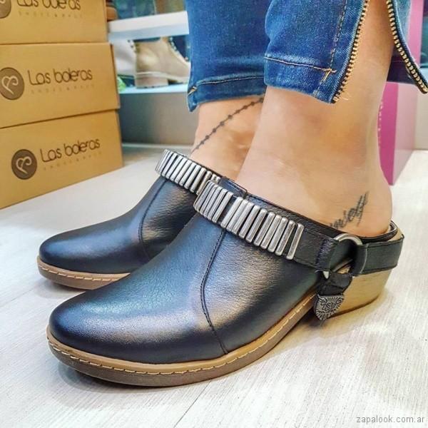 zapatos texanos primavera verano 2018 - Las Boleras