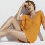 Sibyl Vane – sandalia taco bajo y ancho verano 2018