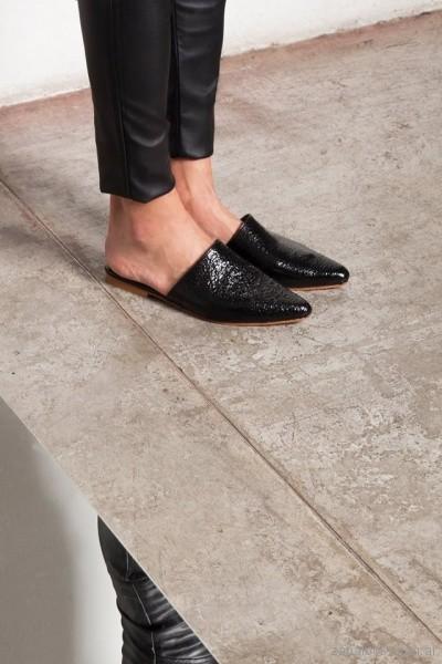 zapatos en punta bajos Pepe Cantero verano 2018