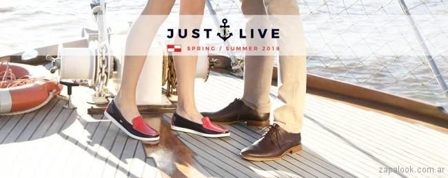 boating calzados ss18