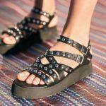Chao Shoes – Sandalias negras para el verano 2018