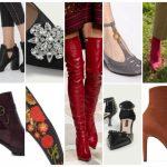 Tendencia en calzados otoño invierno 2018 – Botas , zapatillas y zapatos