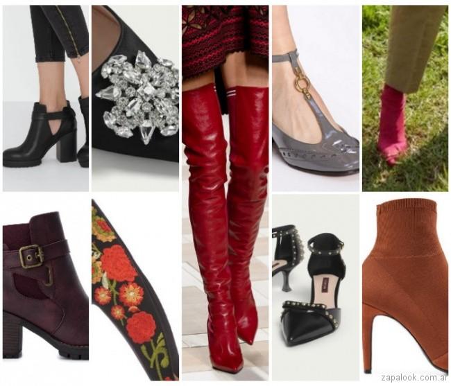 b3cdd1b06daf9 Te anticipamos todo la moda en calzados del otoño invierno 2018. Todas las  botas