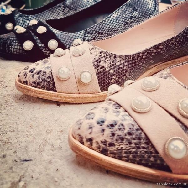 Juana Pascuale zapatos otoño invierno 2018