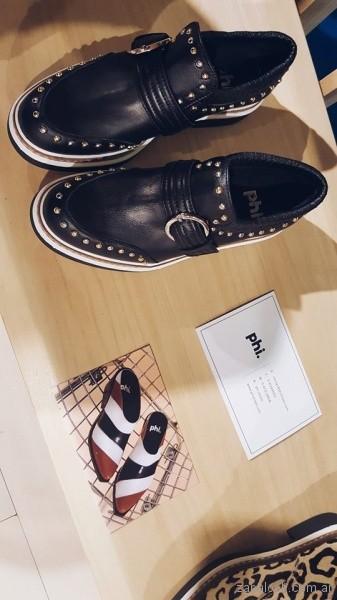 zapatos planos para mujer invierno 2018 - PHI Shoes