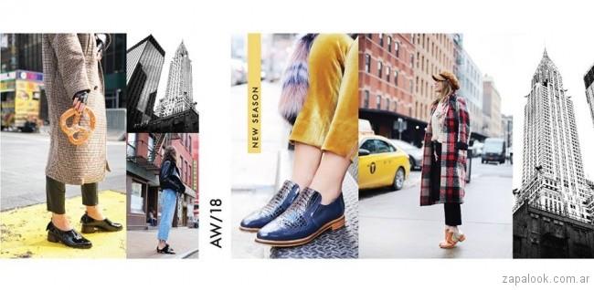 Cestfini - zapatos urbanos elegantes invierno 2018